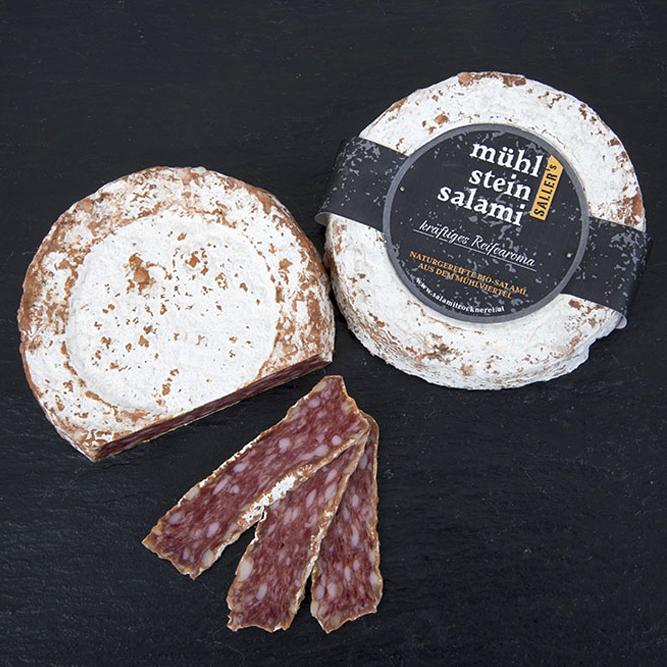 Mühlsteinsalami ®
