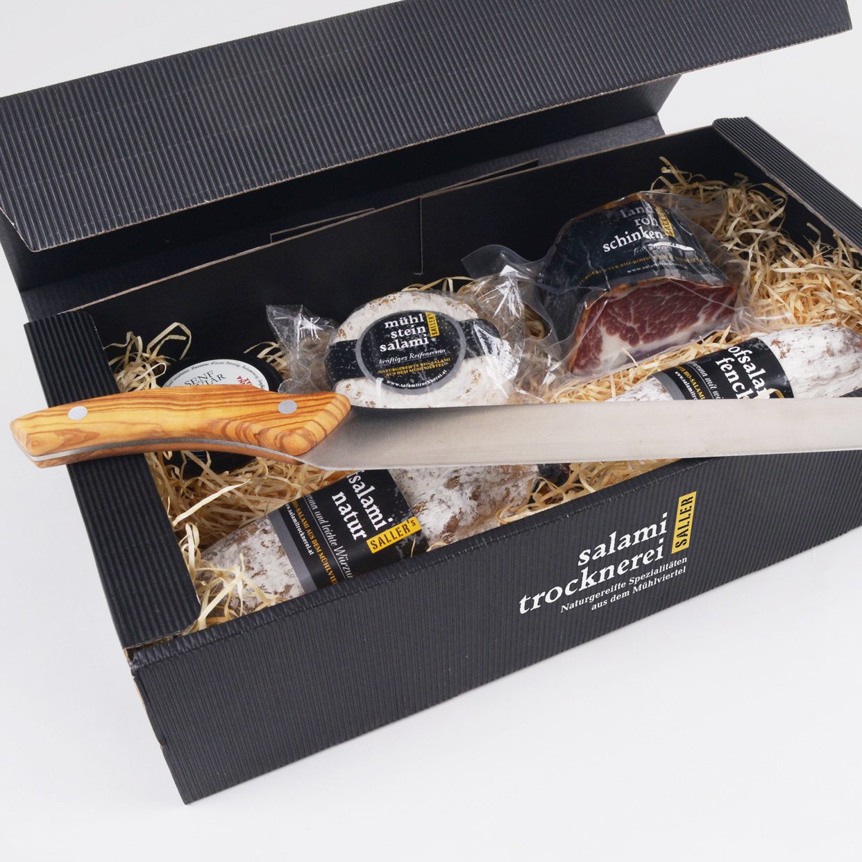 Salami-Genussbox